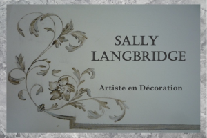 Logo de Sally Langbridge Decorative Artist